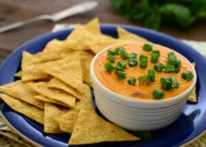 Potato Carrot Cheese Sauce