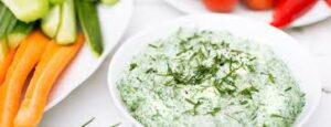 SPINACH-RANCH DRESSING/DIP